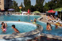 база отдыха, пансионат, азовское море, пляж