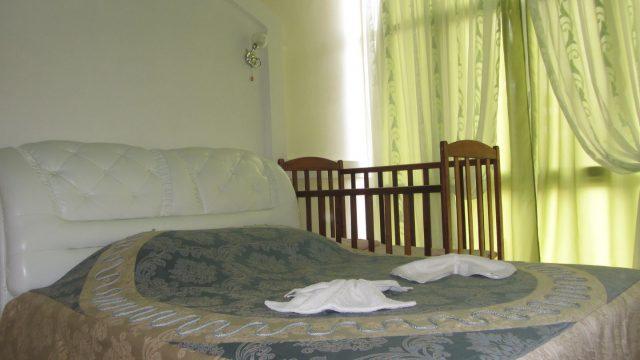 Номер люкс 2-х комнатный. Отдых на море с питанием