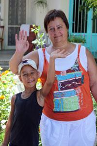 Семья Губичевых, отзыв об отдыхе на Азовском море