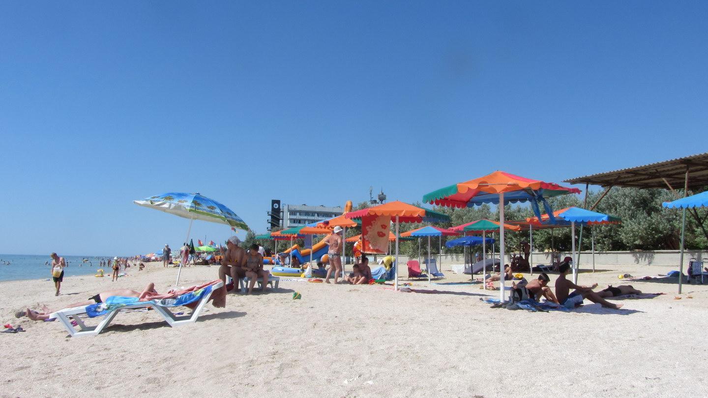 Пляж Три Толстяка