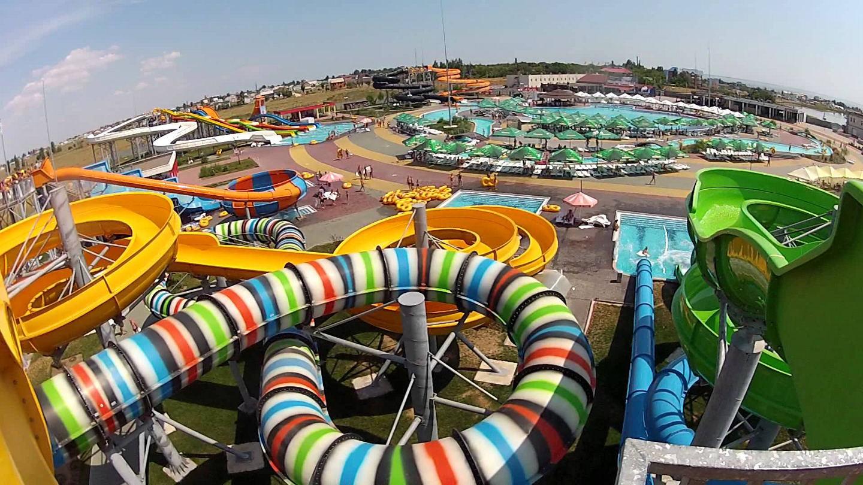 Кирилловка аквапарк